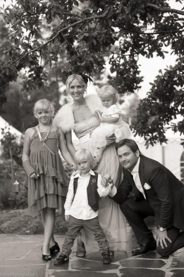 La famiglia!