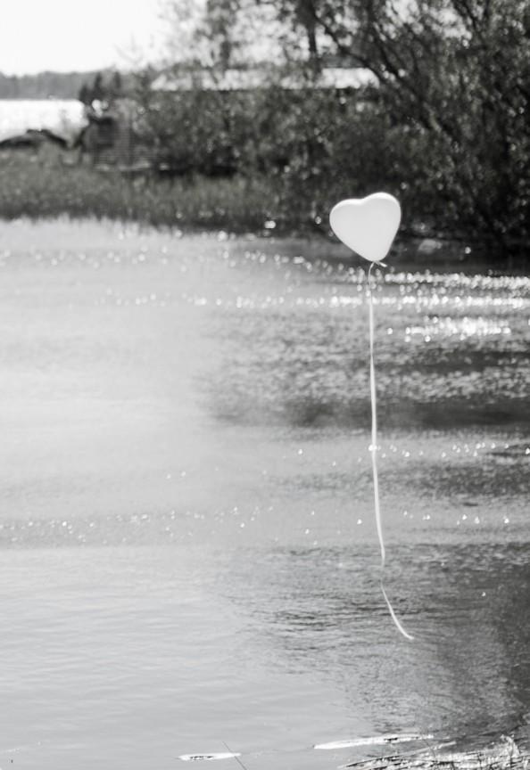 bröllopsballong
