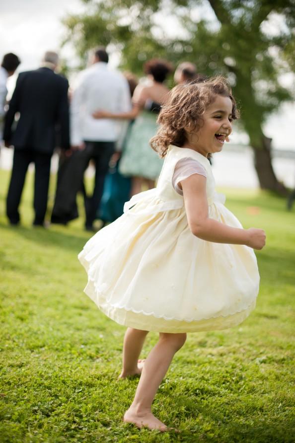 Jag kommer ihåg at jag hade en liknande klänning som liten,