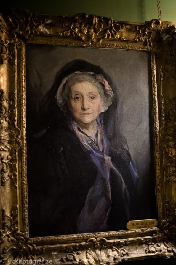 The Lady Constance Leslie