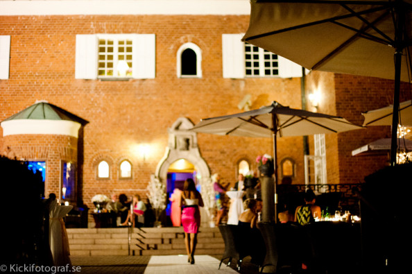 Bröllop på Villa Pauli