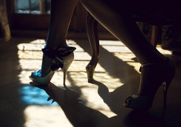 Shoe person