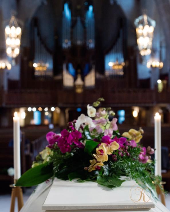 Begravning, Engelbrektskyrka